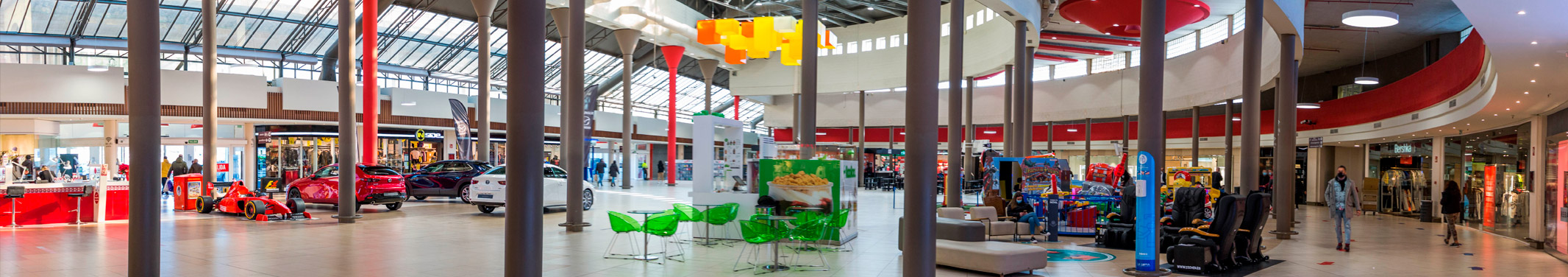 Centro Comercial y de Ocio La Loma