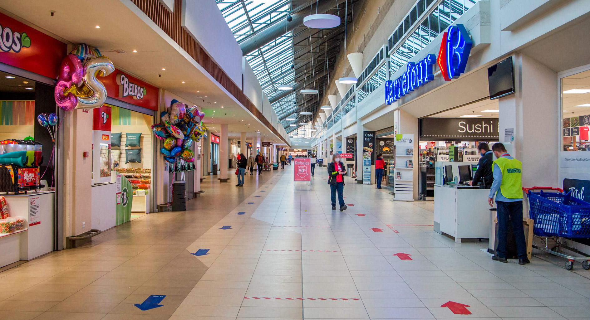 Nuevos horarios Centro Comercial y de Ocio La Loma