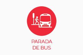 Parada de bus