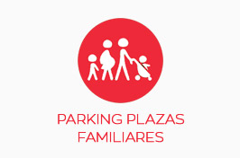 Plazas familiares