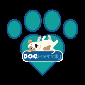 pegatina DOG-Friendly
