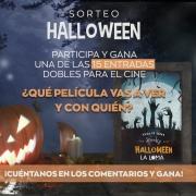 Sorteo Halloween Centro Comercial y de Ocio La Loma